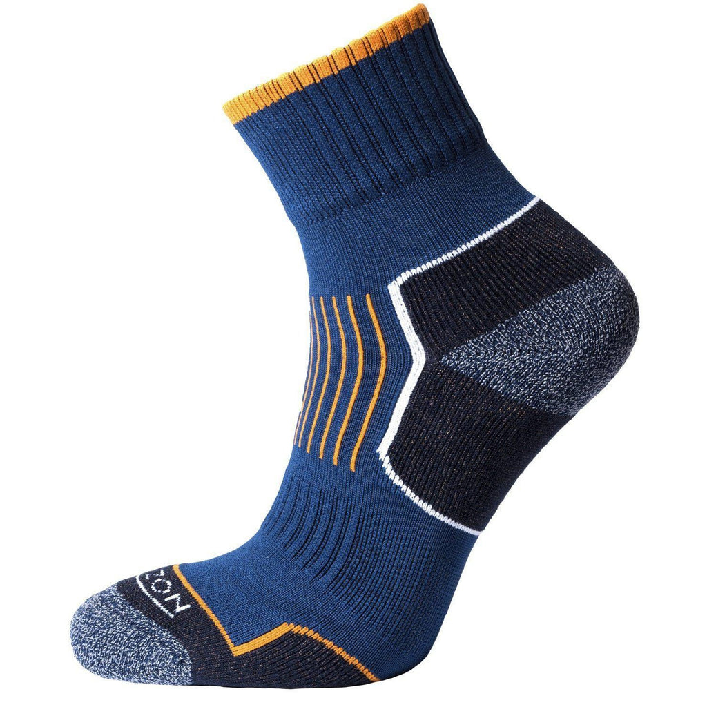 Horizon Performance Atomic 29 Sock: Ink/Orange-Socks-Likeys