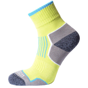 Horizon Performance Atomic 29 Sock: Lime/Turquoise-Socks-Likeys