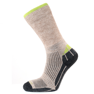 Horizon Women's Performance Merino Hiker Sock - Natural/Apple-Socks-Likeys