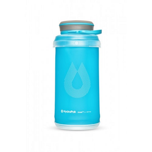 Hydrapak Stash 1L: Malibu Blue-Hydration-One Size-Likeys
