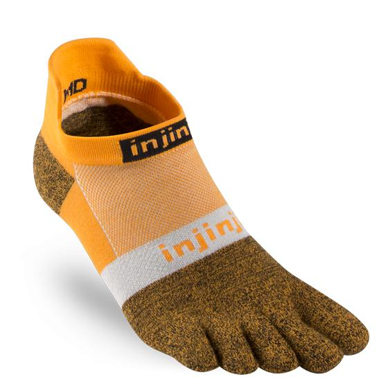 Injinji Run Lightweight Coolmax No-show-Socks-Likeys