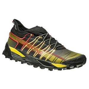 La Sportiva Men's Mutant: Black-Trail Running Shoes-Likeys