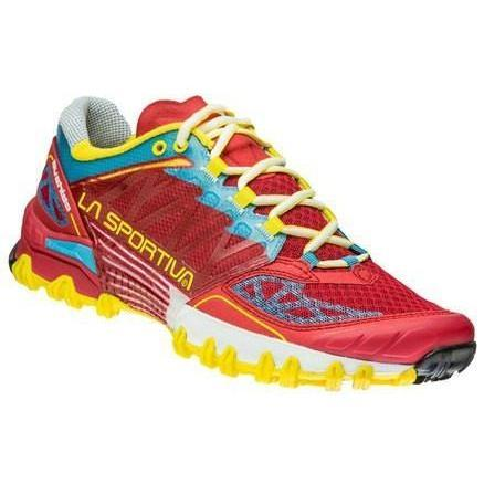 La Sportiva Women's Bushido: Berry-Trail Running Shoes-Likeys