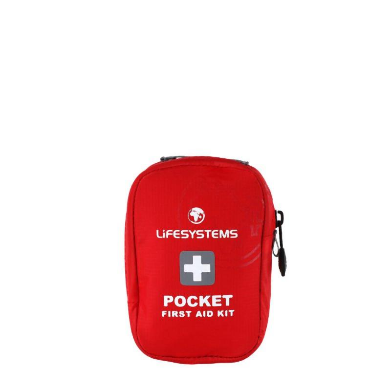 Lifesystems Pocket First Aid Kit-First Aid & Emergency-One Size-Likeys
