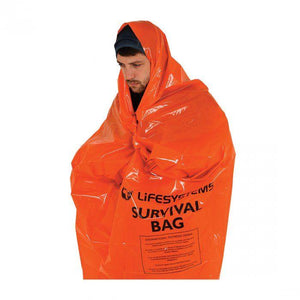 Lifesystems Survival Bag-FirstAid&Emergency-Orange-Likeys