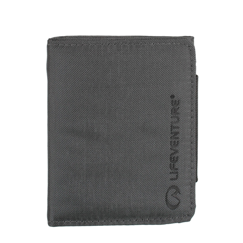 Lifeventure RFiD Protected Tri-Fold Wallet-Equipment-One Size-Likeys