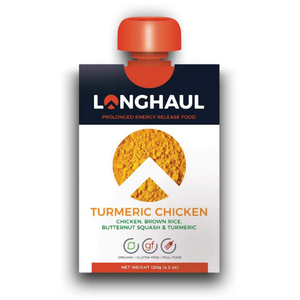 Longhaul Perform 120g Pouch: Turmeric Chicken-Equipment-One Size-Likeys