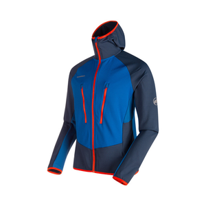 Mammut Men's Aenergy Light ML Hooded Jacket-Fleeces-Likeys