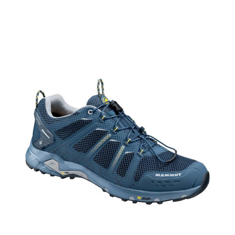Mammut Men's T Aenergy Low GTX: Jay/Vibrant-Trekking Shoes-Likeys