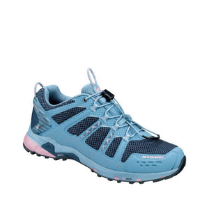Mammut Women's T Aenergy Low GTX: Cloud/Jay-Trekking Shoes-Likeys