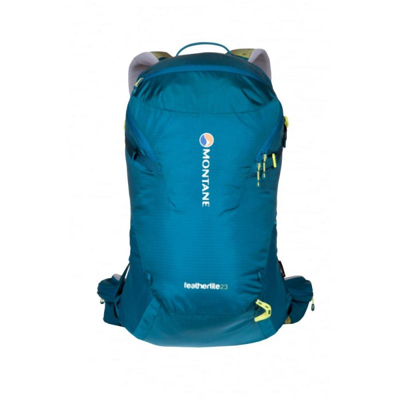 Montane Featherlite 23 Backpack: Zanskar Blue-Backpacks & Bags-Likeys