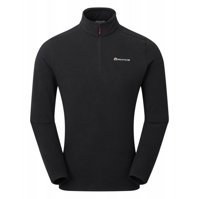 Montane Men's Chukchi Pull On: Black-Fleeces-Likeys