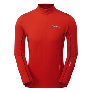 Montane Men's Dragon Pull On: Flag Red-Tees-Likeys