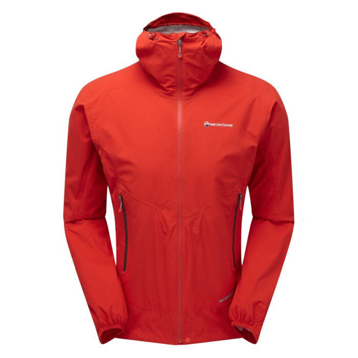 Montane Men's Minimus Stretch Ultra Jacket: Flag Red