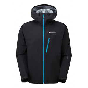 Montane Men's Spine Jacket: Black-Jackets-Likeys