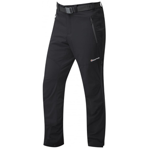 Montane Men's Terra Guide Pants: Black-Trousers-Likeys