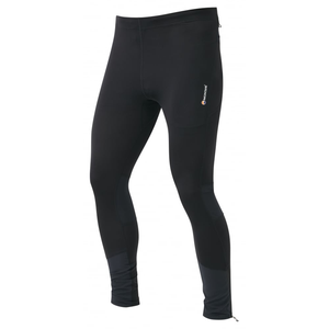 Montane Men's Trail Series Long Tight: Black-Leggings-Likeys