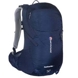 Montane Women's Featherlite 21 Backpack: Antarctic Blue-Backpacks & Bags-One Size-Likeys