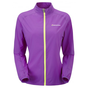 Montane Women's Featherlite Trail Jacket: Dahlia-Jackets-Likeys