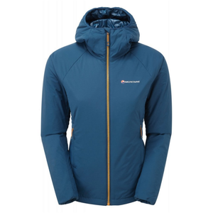 Montane Women's Prismatic Jacket: Narwhal Blue-Jackets-Likeys