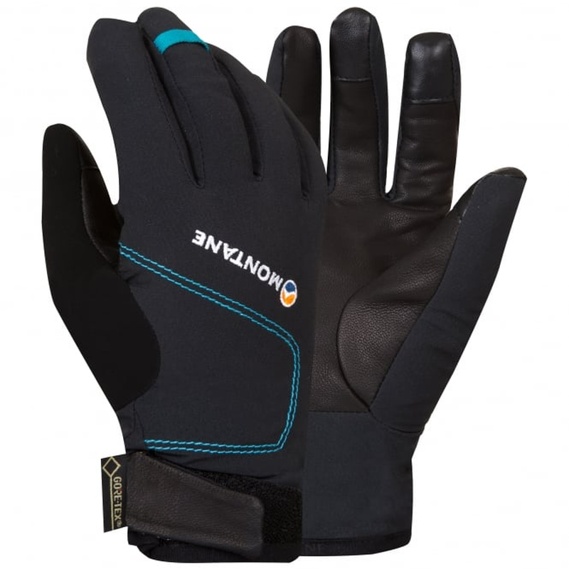Montane Women's Tornado Glove: Black-Gloves & Mitts-Likeys