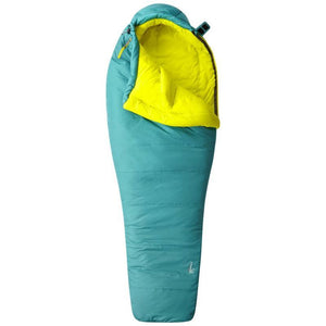 Mountain Hardwear Women's Laminina Z Flame: Emerald-Sleeping-Regular-Likeys