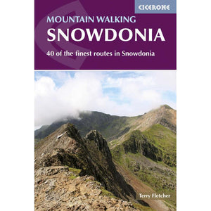 Mountain Walking In Snowdonia-Maps & Books-One Size-Likeys