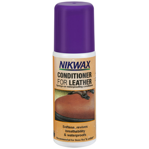 Nikwax Conditioner for Leather 125ml-Equipment-One Size-Likeys
