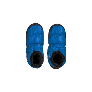 Nordisk Mos Down Shoes: Blue-Footwear Accessories-Likeys