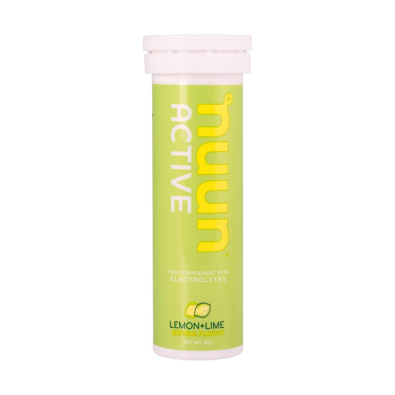 Nuun Active: Lemon & Lime-Food & Nutrition-One Size-Likeys