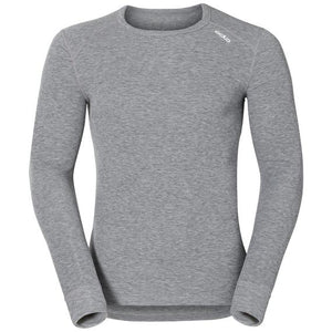 Odlo Active Sports Underwear LS Baselayer Crew Neck Top-Baselayers-Likeys