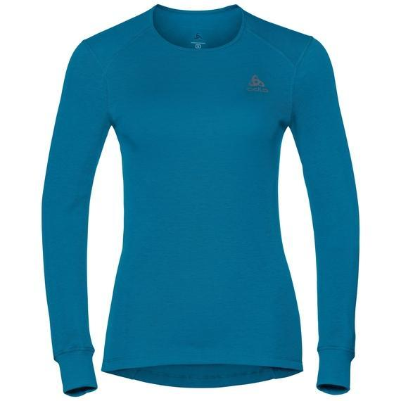 Odlo Women's Shirt l/s crew neck ACTIVE ORIGINALS Warm-Baselayers-Likeys