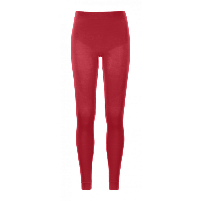 Ortovox Women's 230 Competition Long Pants: Hot Coral