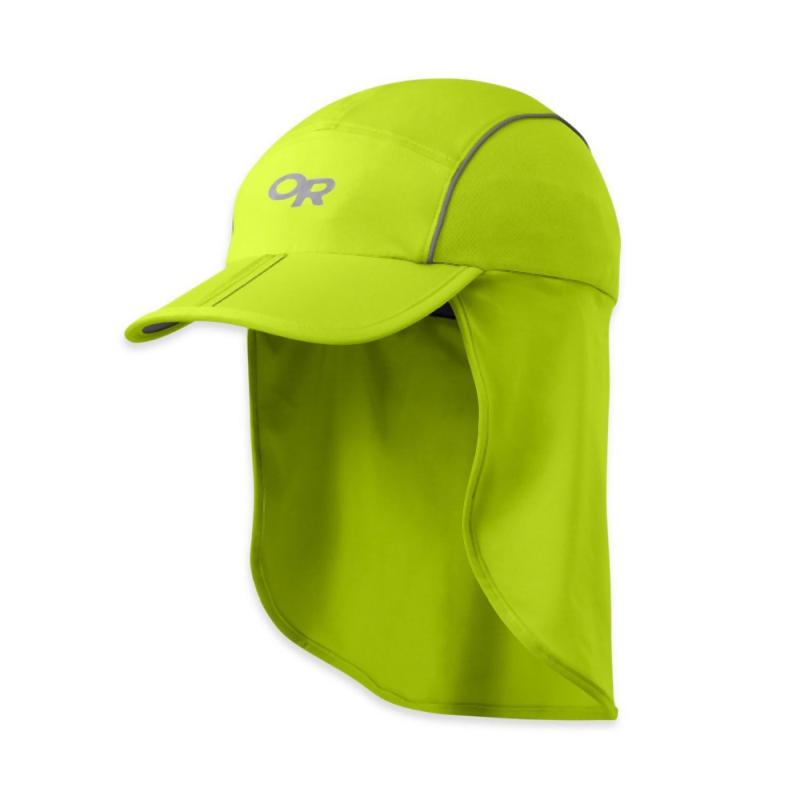 Outdoor Research ActiveIce Cap: Lemongrass-Headwear-One Size-Likeys
