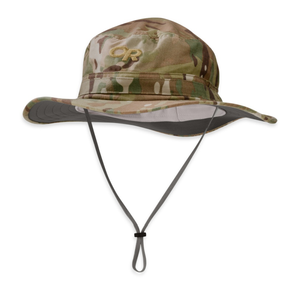 Outdoor Research Helios Sun Hat Camo: Multicam-Headwear-Likeys