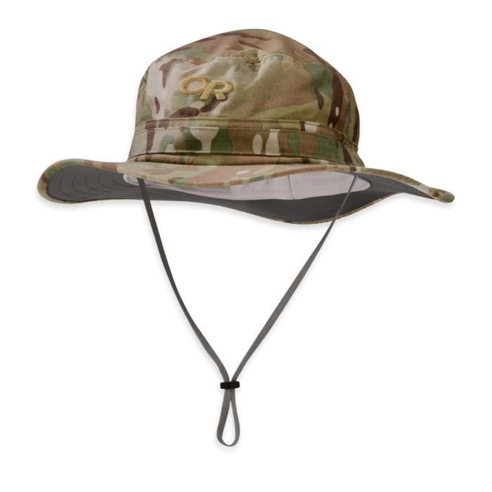 Outdoor Research Helios Sun Hat Camo: Multicam