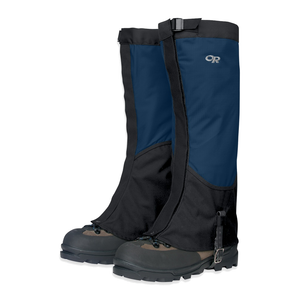 Outdoor Research Men's Verglas Gaiter: Abyss-Footwear Accessories-Likeys