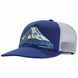 Outdoor Research Performance Trucker - Trail Run: Baltic-Headwear-One Size-Likeys