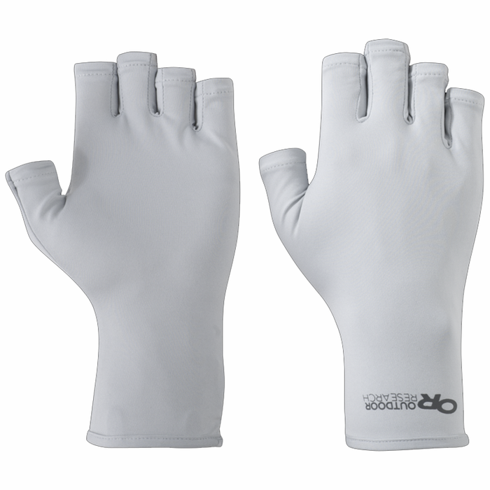 Outdoor Research Protector Sun Gloves: Alloy