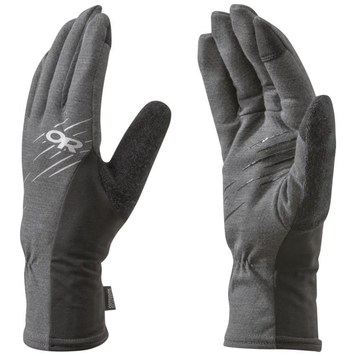 Outdoor Research Shiftup Sensor Gloves: Black