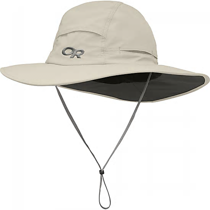 Outdoor Research Sombriolet Sun Hat: Sand-Headwear-Likeys