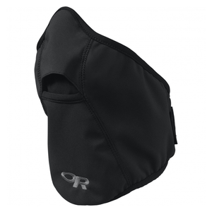 Outdoor Research WS Face Mask: Black-Headwear-Likeys
