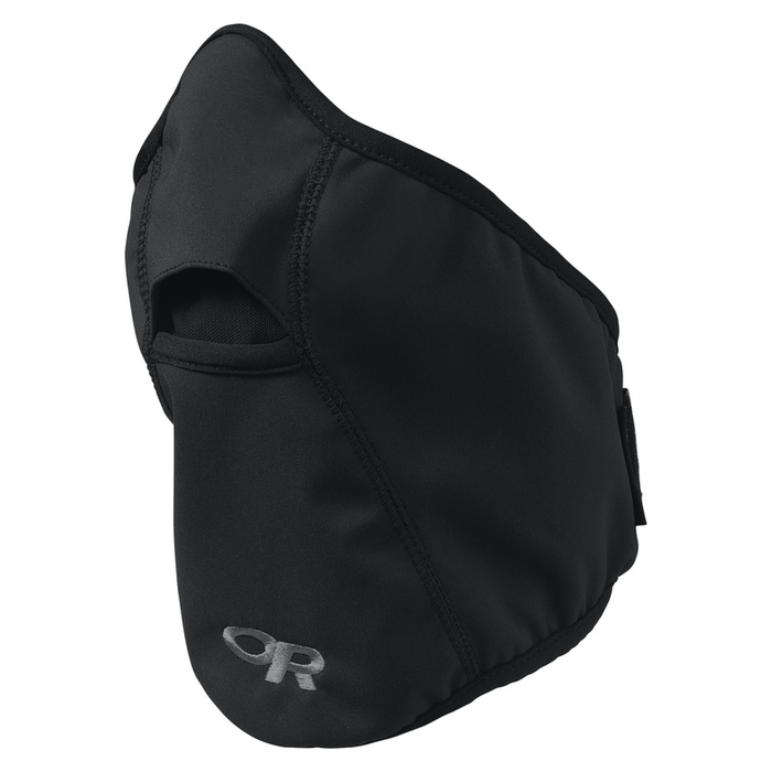 Outdoor Research WS Face Mask: Black