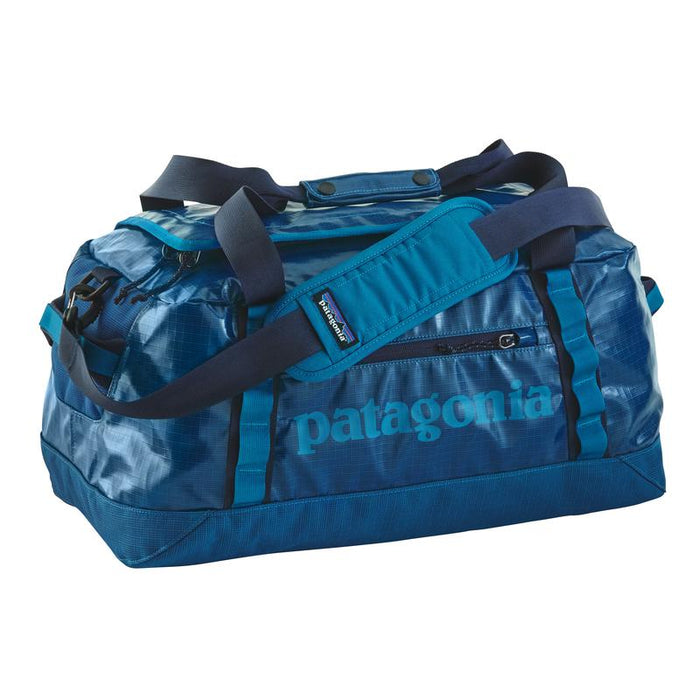 Patagonia Black Hole Duffel Bag 45L: Bandana Blue