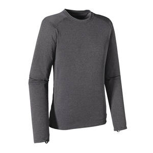 Patagonia Men's Capilene TW Crew: Forge Grey-Baselayers-Medium-Likeys