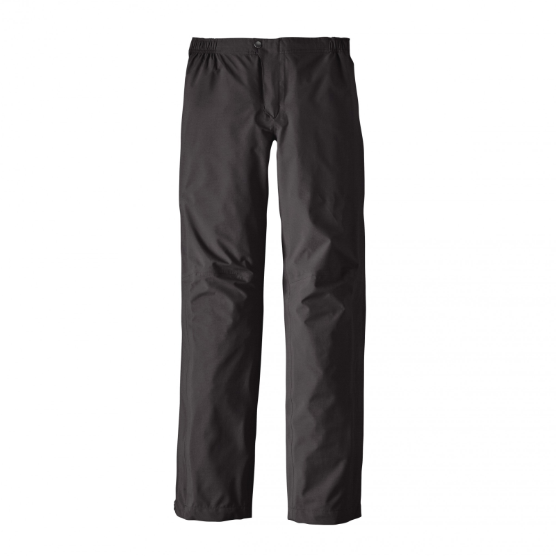 Patagonia Men's Cloud Ridge Pants: Black-Trousers-Likeys
