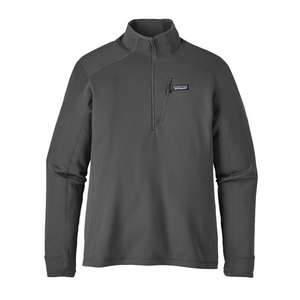 Patagonia Men's Crosstrek 1/4 Zip: Forge Grey-Fleeces-Small-Likeys