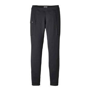 Patagonia Men's Crosstrek Bottoms: Black-Leggings-Likeys