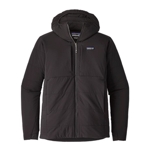 Patagonia Men's Nano Air Hoody: Black-Jackets-Small-Likeys