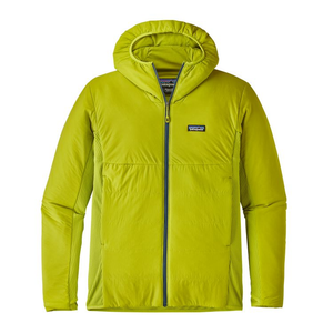 Patagonia Men's Nano-Air Light Hybrid Hoody: Light Gecko Green-Jackets-Small-Likeys
